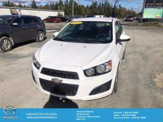 Used 2014 Chevrolet Sonic LT Auto for sale in Yarmouth, NS