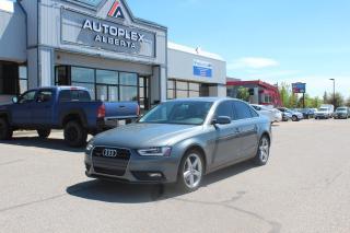 Used 2013 Audi A4 2.0T Sedan quattro Tiptronic for sale in Calgary, AB