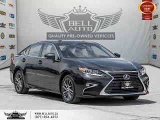 Used 2017 Lexus ES 350 TOURING PKG, Navi, RearCam, B.spot, Sunroof, NoAccident for sale in Toronto, ON