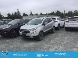 Used 2020 Ford EcoSport Titanium for sale in Yarmouth, NS