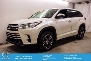 Used 2018 Toyota Highlander LE for sale in Yarmouth, NS