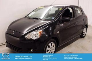 Used 2014 Mitsubishi Mirage SE for sale in Yarmouth, NS