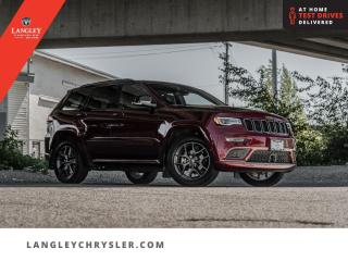 Used 2020 Jeep Grand Cherokee Limited X  - Navigation for sale in Surrey, BC