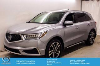Used 2017 Acura MDX SH-AWD W/NAVI for sale in Yarmouth, NS