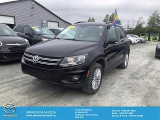 Used 2016 Volkswagen Tiguan COMFORTLINE for sale in Yarmouth, NS
