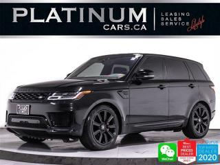 Used 2018 Land Rover Range Rover Sport Supercharged Dynamic 518HP V8,7 PASSANGER,NAV,CAM for sale in Toronto, ON