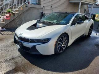 Used 2016 BMW i8 HYBRID, 357HP, NAV, HEATED, CAM, NAV, HEADS UP for sale in Toronto, ON