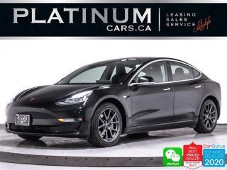Used 2018 Tesla Model 3 Long Range, AWD DUAL MOTOR, AUTOSTEER,498KM RANGE for sale in Toronto, ON