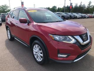Used 2017 Nissan Rogue SV for sale in Charlottetown, PE