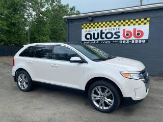 Used 2011 Ford Edge LIMITED 4X4 for sale in Laval, QC