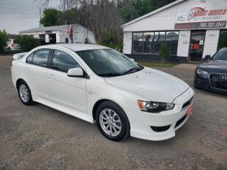 Used 2011 Mitsubishi Lancer ES for sale in Barrie, ON