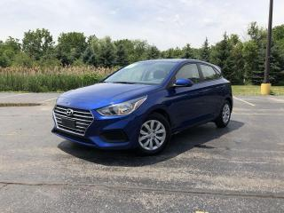 Used 2019 Hyundai Accent ESSENTIAL 2WD for sale in Cayuga, ON