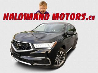 Used 2018 Acura MDX SH-AWD for sale in Cayuga, ON