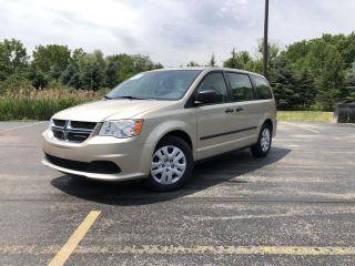 Used 2013 Dodge Grand Caravan SE 2WD for sale in Cayuga, ON