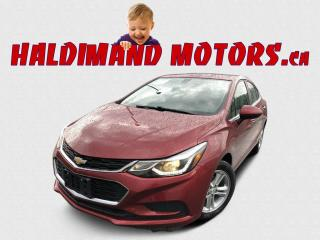 Used 2018 Chevrolet Cruze LT 2WD for sale in Cayuga, ON