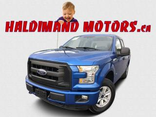 Used 2015 Ford F-150 XL SPORT EXT CAB 4WD for sale in Cayuga, ON