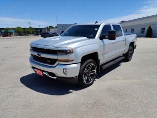 Used 2018 Chevrolet Silverado 1500 LT for sale in Owen Sound, ON