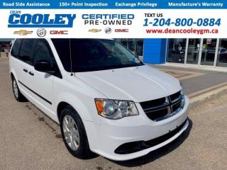 Used 2016 Dodge Grand Caravan CANADA VALUE PACKAGE for sale in Dauphin, MB