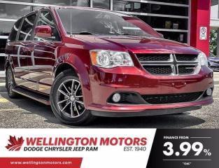 Used 2016 Dodge Grand Caravan SXT Premium Plus for sale in Guelph, ON