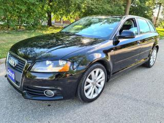 Used 2010 Audi A3 4dr HB S tronic quattro 2.0T Premium for sale in Mississauga, ON
