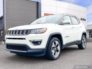 Used 2018 Jeep Compass LIMITED for sale in Halifax, NS