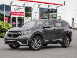 New 2021 Honda CR-V Touring for sale in Port Moody, BC