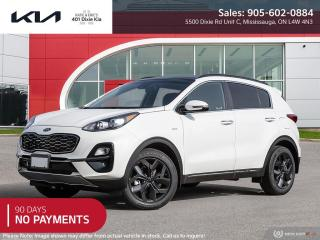 New 2021 Kia Sportage EX S PRICE MATCH GUARANTEE for sale in Mississauga, ON
