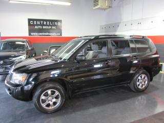 Used 2006 Toyota Highlander Limited $7,995+HST+LIC FEE / CLEAN CARFAX / CERTIFIED for sale in North York, ON