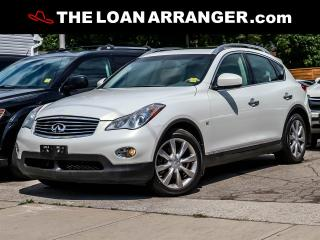 Used 2014 Infiniti QX50 for sale in Barrie, ON