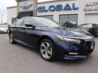 Used 2019 Honda Accord EX-L for sale in Ottawa, ON