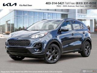 New 2022 Kia Sportage LX Nightsky Edition for sale in Red Deer, AB