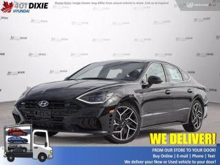 New 2021 Hyundai Sonata N Line for sale in Mississauga, ON