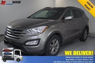 Used 2016 Hyundai Santa Fe Sport Luxury for sale in Mississauga, ON