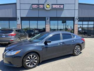Used 2017 Nissan Altima 4dr Sdn I4 CVT 2.5 SV -Ltd Avail- for sale in Thunder Bay, ON