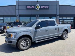 Used 2020 Ford F-150 XLT 4WD SUPERCREW 5.5' BOX for sale in Thunder Bay, ON