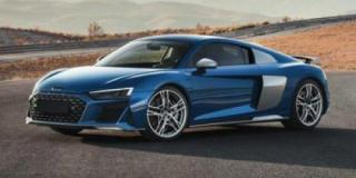 New 2021 Audi R8 Coupe V10 performance for sale in Winnipeg, MB