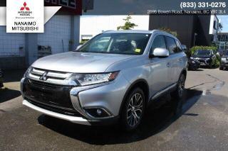Used 2016 Mitsubishi Outlander ES for sale in Nanaimo, BC