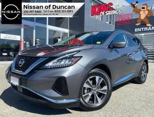 Used 2019 Nissan Murano SV for sale in Duncan, BC