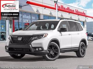 New 2021 Honda Passport SPORT for sale in Sudbury, ON