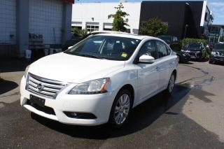 Used 2013 Nissan Sentra S for sale in Nanaimo, BC