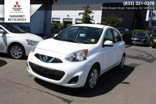 Used 2016 Nissan Micra SV for sale in Nanaimo, BC