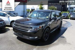 Used 2019 Ford Flex limited for sale in Nanaimo, BC