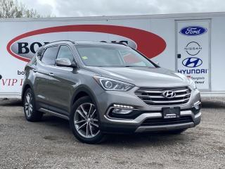 Used 2017 Hyundai Santa Fe Sport 2.0T Limited *BLUETOOTH, HEATED LEATHER SEATS, SUNROOF* for sale in Midland, ON