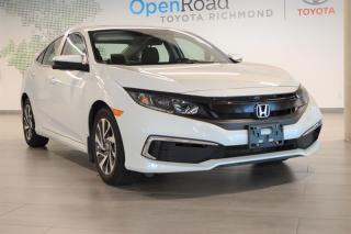 Used 2019 Honda Civic Sedan EX CVT for sale in Richmond, BC