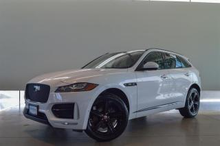 Used 2018 Jaguar F-PACE 20d AWD R-Sport for sale in Langley City, BC