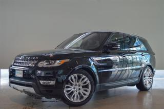 Used 2017 Land Rover Range Rover Sport V6 HSE for sale in Langley City, BC