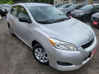 Used 2011 Toyota Matrix AWD/AUTO/LOADED/CLEAN for sale in Scarborough, ON