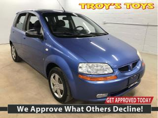 Used 2008 Pontiac Wave SE for sale in Guelph, ON