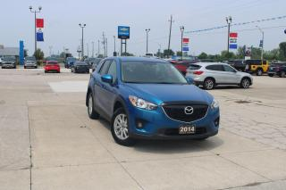 Used 2014 Mazda CX-5 GS for sale in Tilbury, ON
