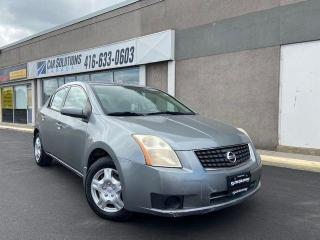 Used 2007 Nissan Sentra AUTOMATIC- A/C for sale in Toronto, ON
